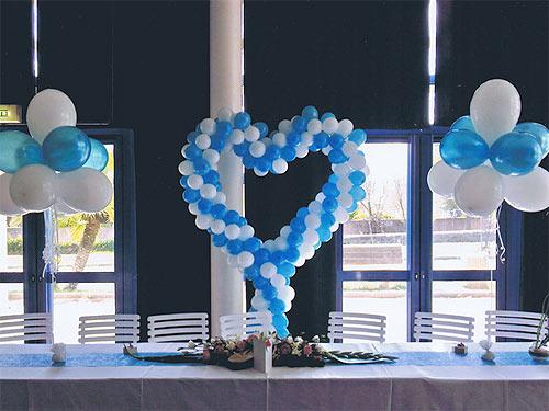Arches de ballons DECO BALLON Var - Décoration Ballons pour Mariage ...